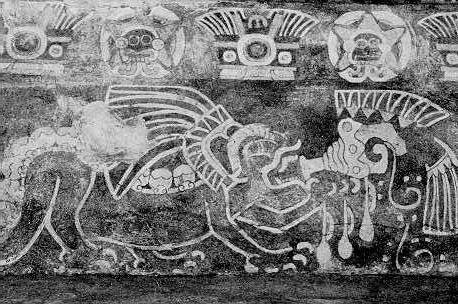 Trompetas mayas de bonampak for El mural de bonampak